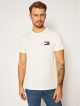 tjm tommy badge tee ybr white